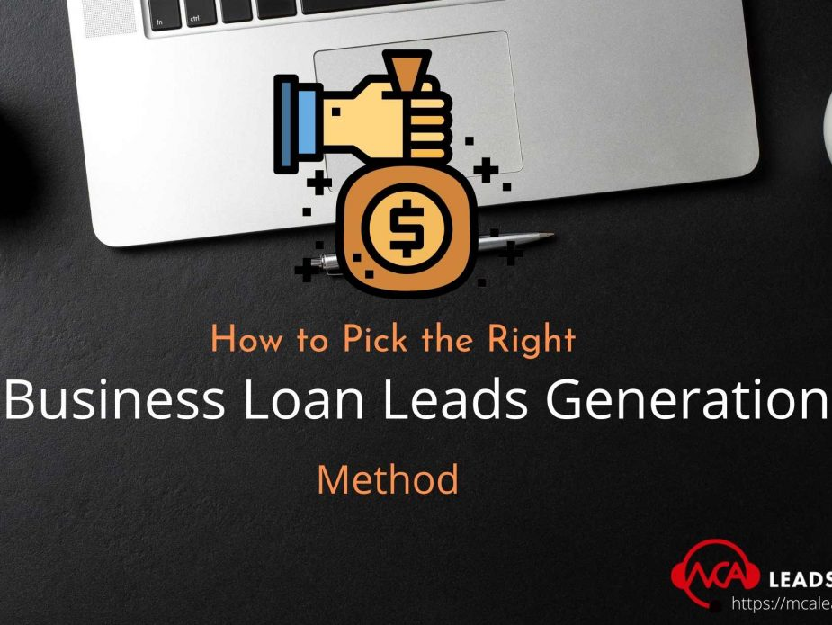 Business Loan Leads Generation MCA Leads Gateway