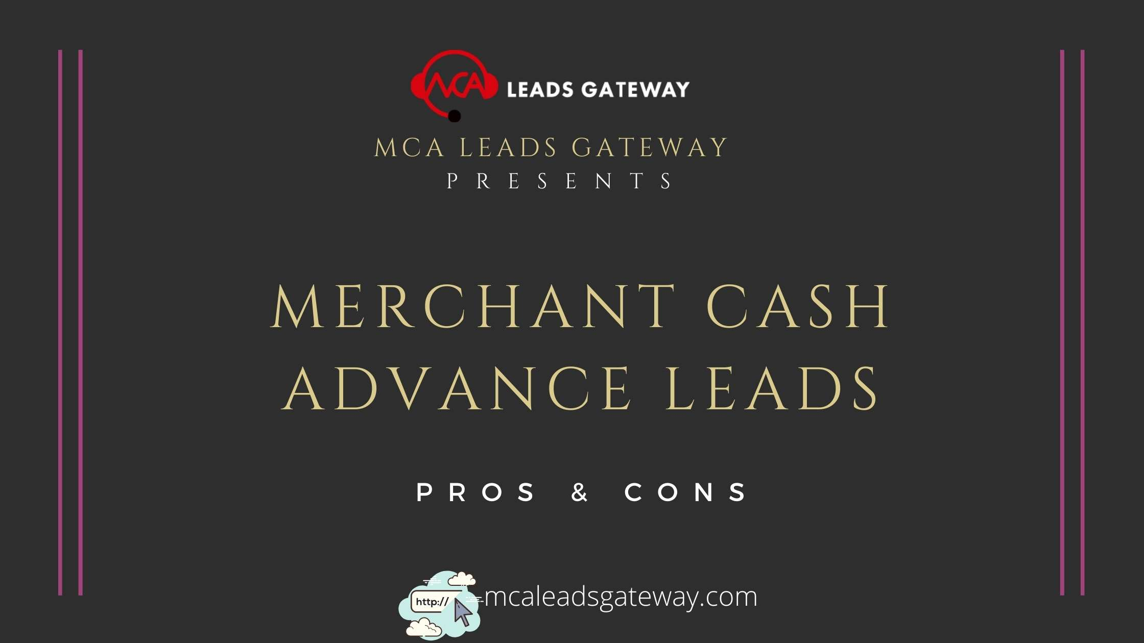 Merchant Cash Advance Leads from MCA LEADS Gateway