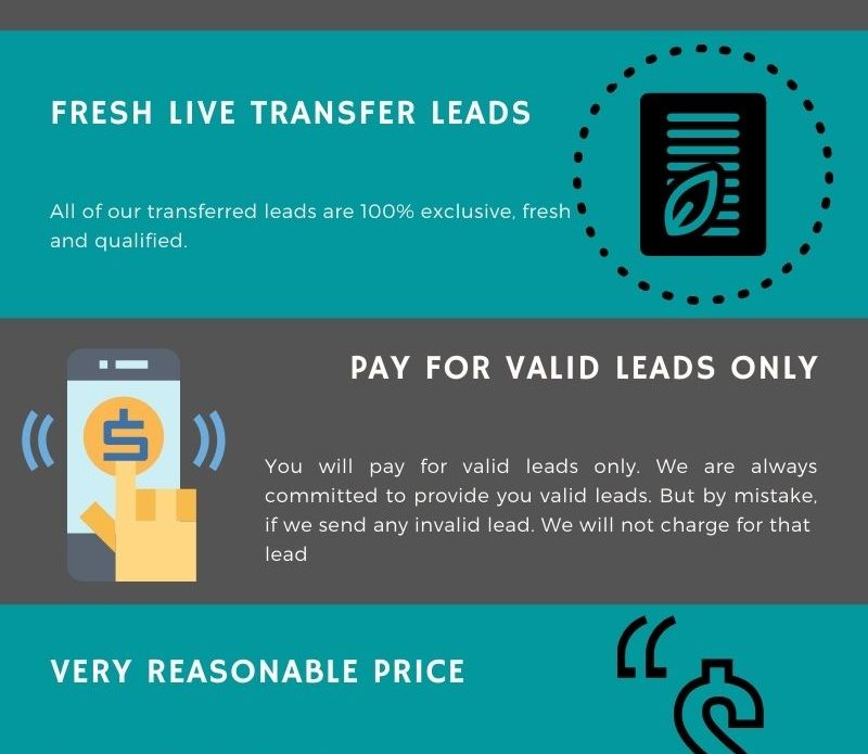 Top 5 Reasons to Prefer MCA Leads Live Transfer